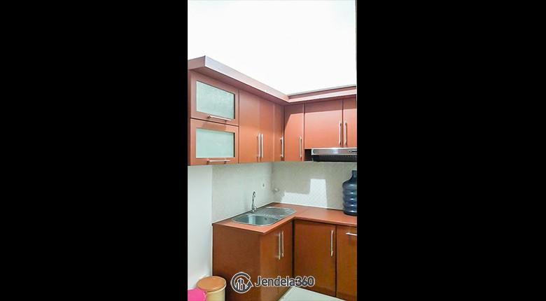 Kitchen Apartemen Gading Mediterania Residence