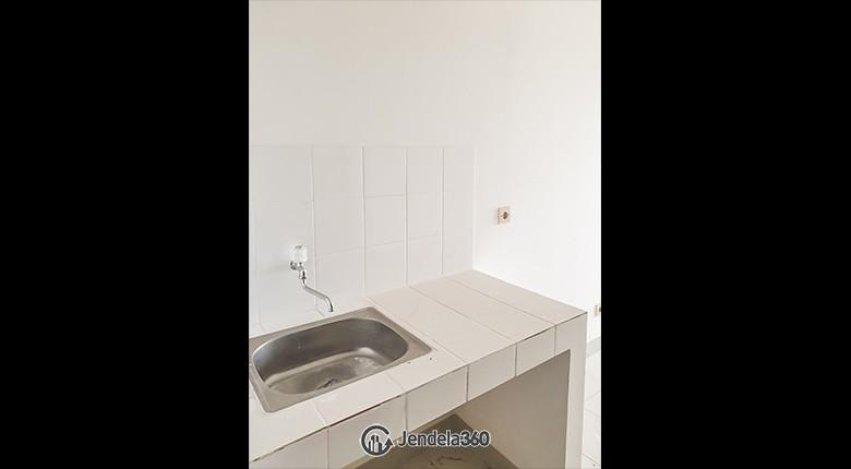 Kitchen Apartemen SkyView Apartment