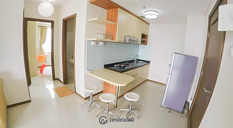 Kitchen Thamrin Executive Residence Apartment