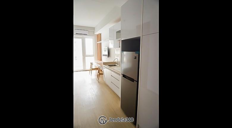 Kitchen Grande Valore Condominium Apartment