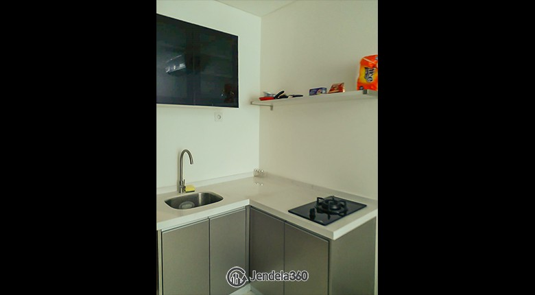 Kitchen Brooklyn Alam Sutera Apartment