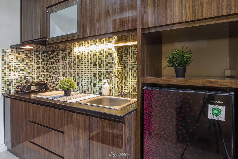 Kitchen Puri Orchard Apartment