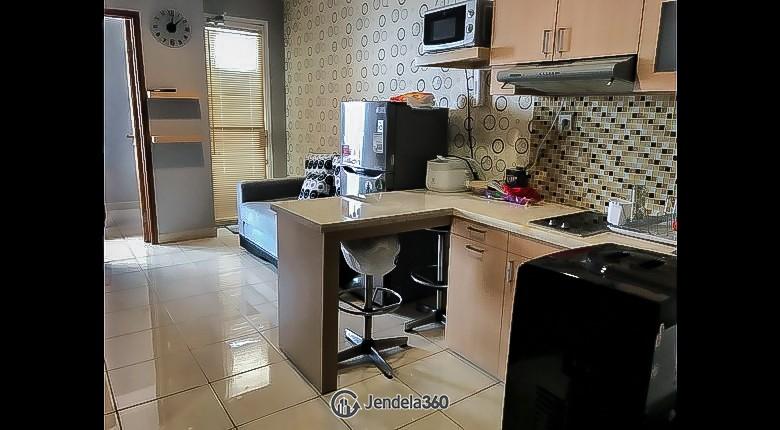 Kitchen Cinere Bellevue Suites Apartment Apartment