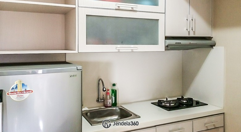 Kitchen Pakubuwono Terrace Apartment