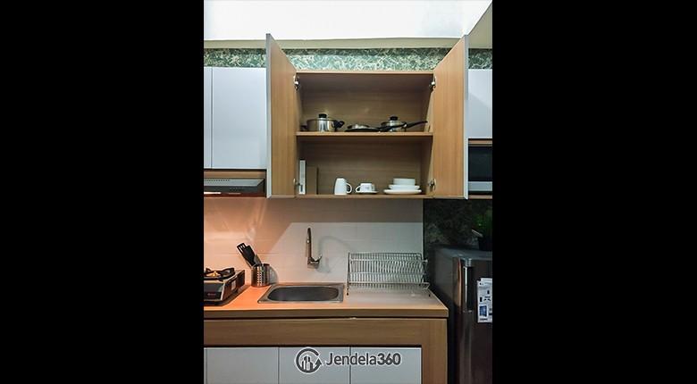 Kitchen Easton Park Serpong Apartment Apartment