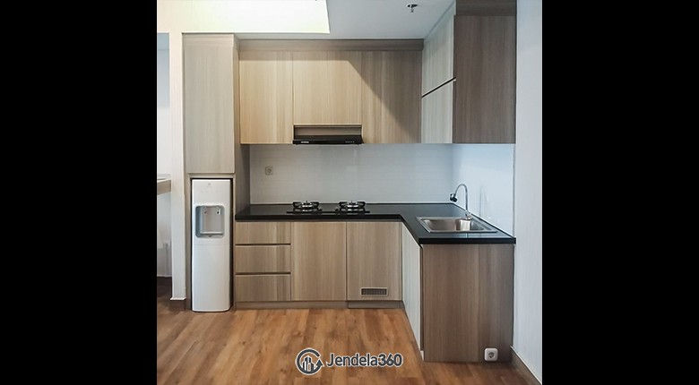 Kitchen Apartemen Casa De Parco Apartment