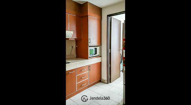 Kitchen Apartemen Bellagio Residence