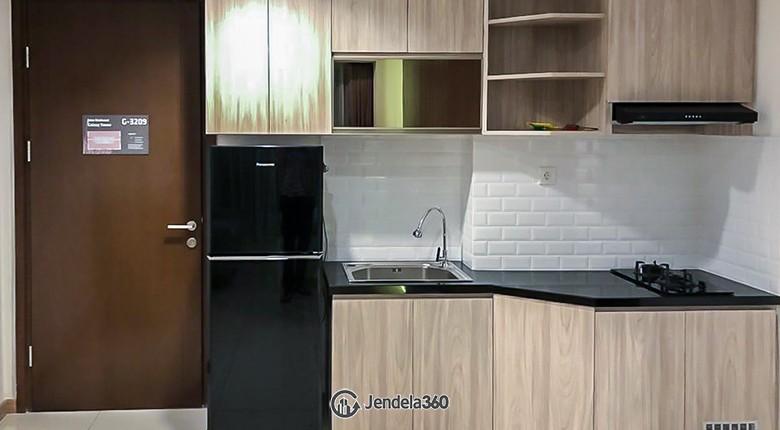 Kitchen Apartemen M-Town Residence Serpong