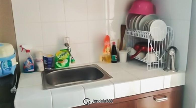Kitchen Apartemen Parahyangan Residence