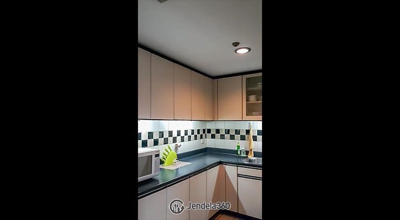 Kitchen Setiabudi Apartment