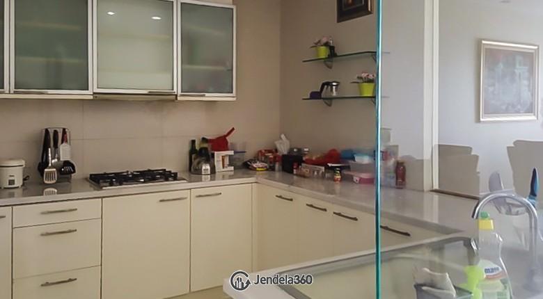 Kitchen Apartemen Somerset Permata Berlian Residence
