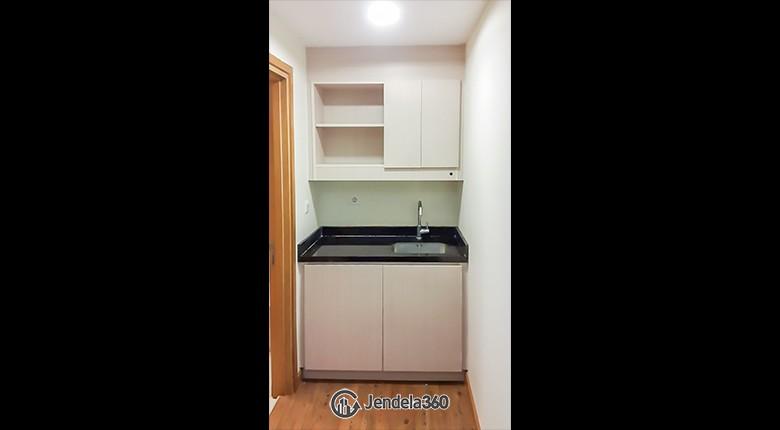 Kitchen Apartemen The Mansion Kemayoran Bougenville
