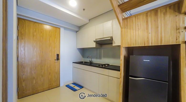 Kitchen Maqna Residence