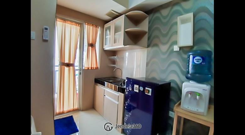 Kitchen Green Lake View Apartment Apartment