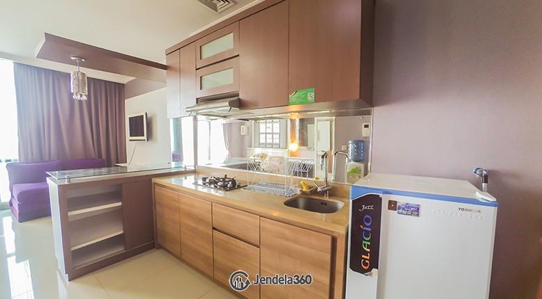 Kitchen Ancol Mansion Apartment Apartment