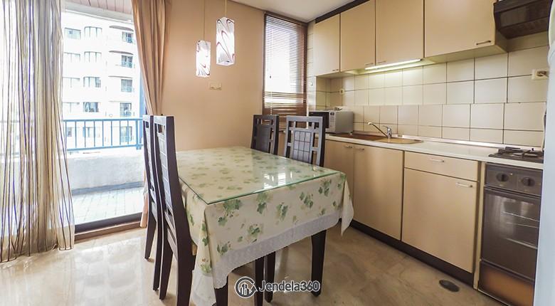 Kitchen Park Royal Apartment Apartment