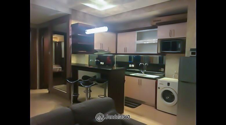 Kitchen The Mansion Kemang Apartment