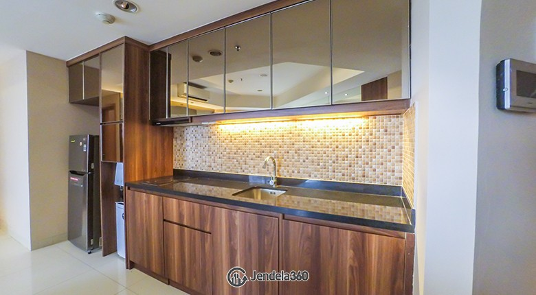 Kitchen The Mansion Kemayoran Jasmine