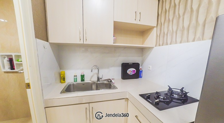 Kitchen Gading Mediterania Residence Apartment
