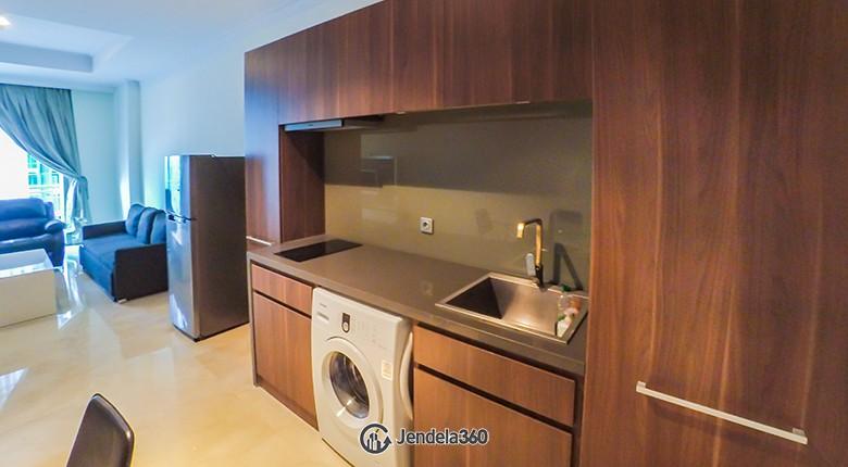 Kitchen Apartemen Residence 8 Senopati