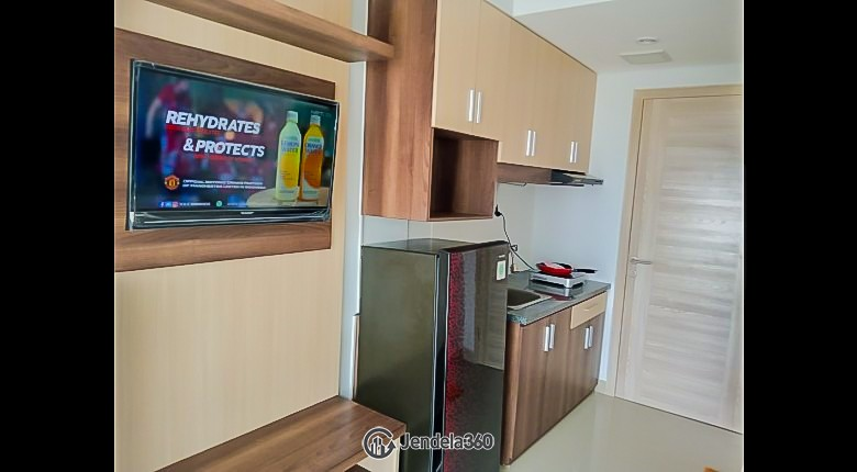 Kitchen Taman Melati Margonda Apartment