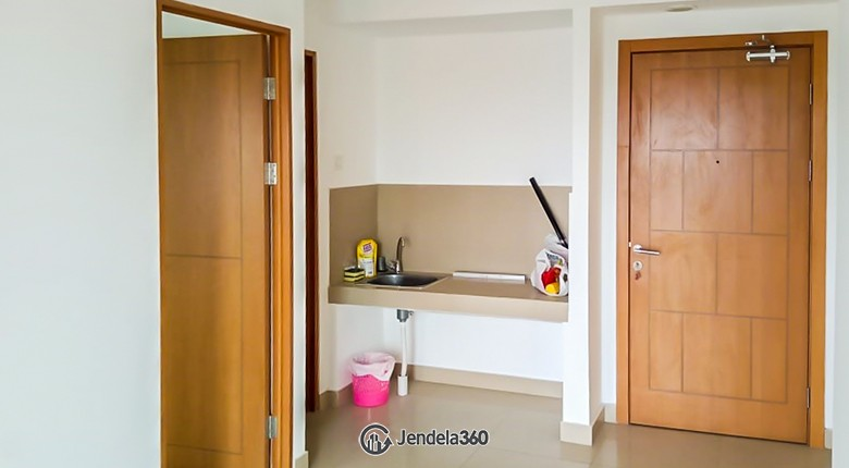 Kitchen Apartemen The Nest Apartment