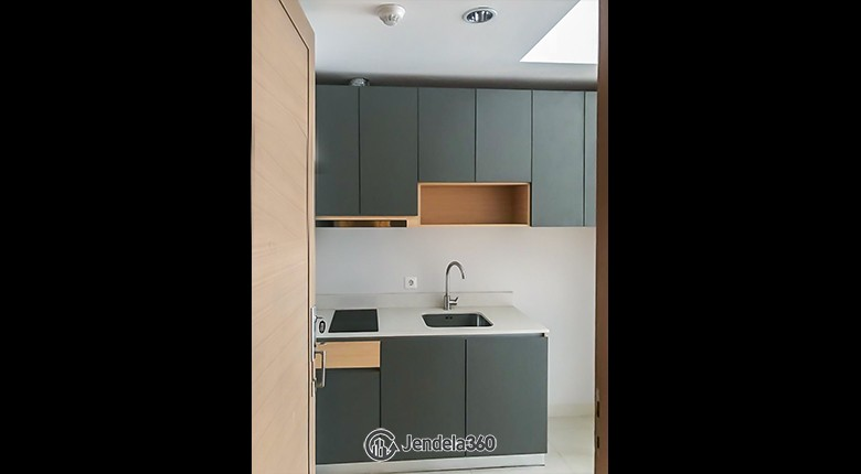 Kitchen Taman Anggrek Residence Apartment