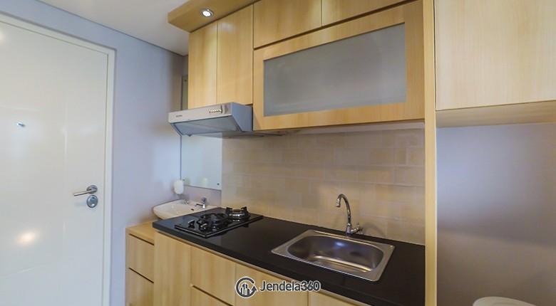 Kitchen Apartemen Bintaro Plaza Residence