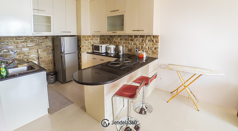 Kitchen Apartemen Gandaria Heights Apartment