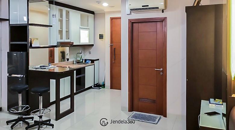 Kitchen Ancol Mansion Apartment