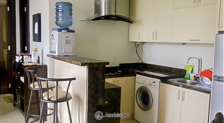 Kitchen Apartemen The Mansion Kemang
