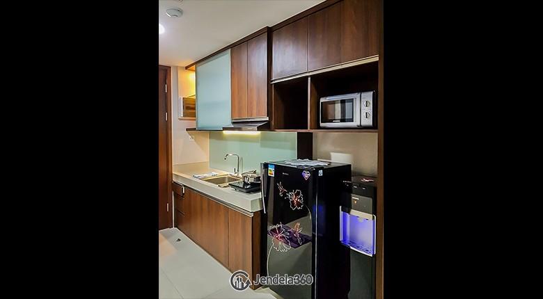 Kitchen Apartemen U Residence Karawaci