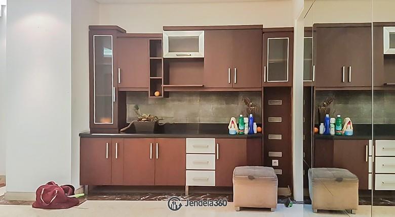 Kitchen Apartemen Grand ITC Permata Hijau