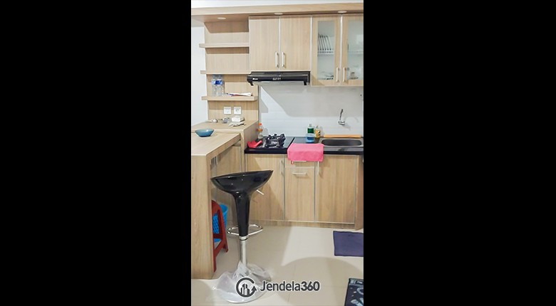 Kitchen Bassura City Apartment