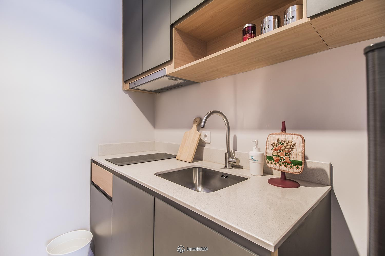 Kitchen Taman Anggrek Residence Apartment