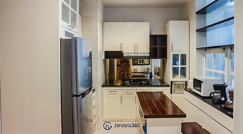 Kitchen Ascott Apartment