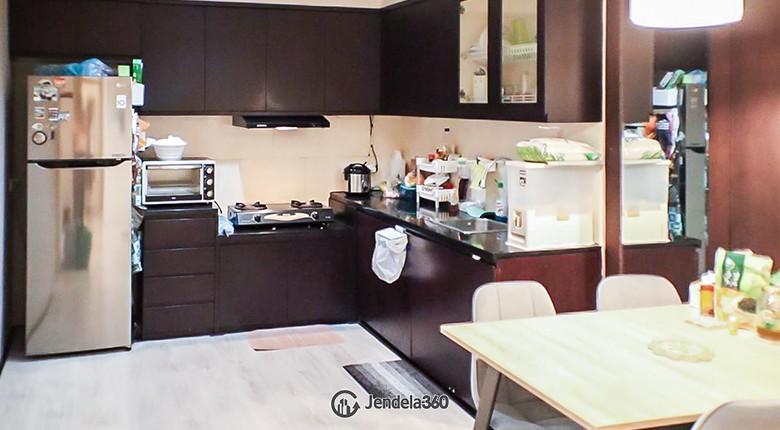 Kitchen Puri Garden Apartment Apartment