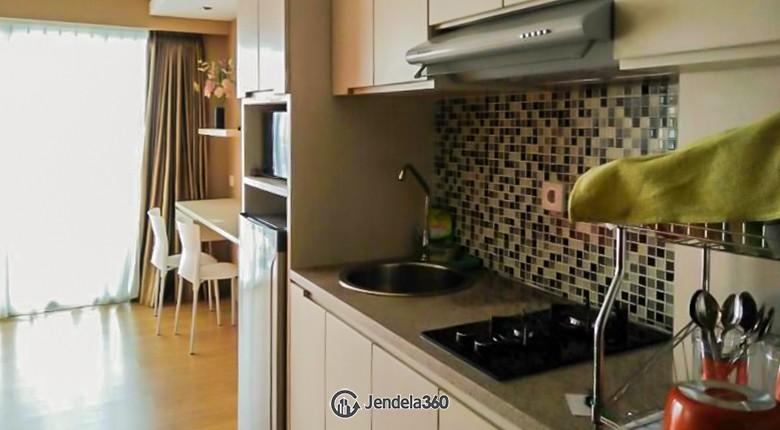 Kitchen Apartemen Tamansari The Hive