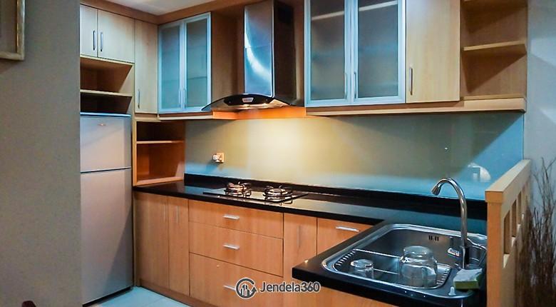 Kitchen CBD Pluit Apartment Apartment
