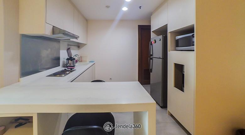 Kitchen Puri Imperium Apartment Apartment