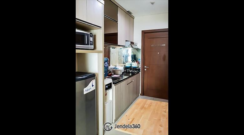 Kitchen Apartemen Thamrin Executive Residence