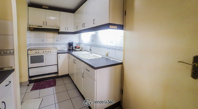 Kitchen Permata Gandaria Apartment Apartment