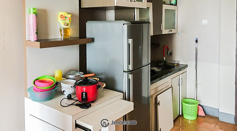 Kitchen Apartemen Sunter Park View Apartment
