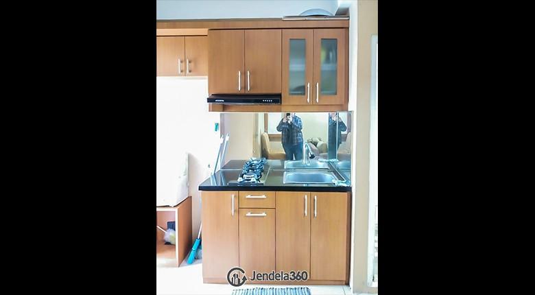 Kitchen Pancoran Riverside Apartment