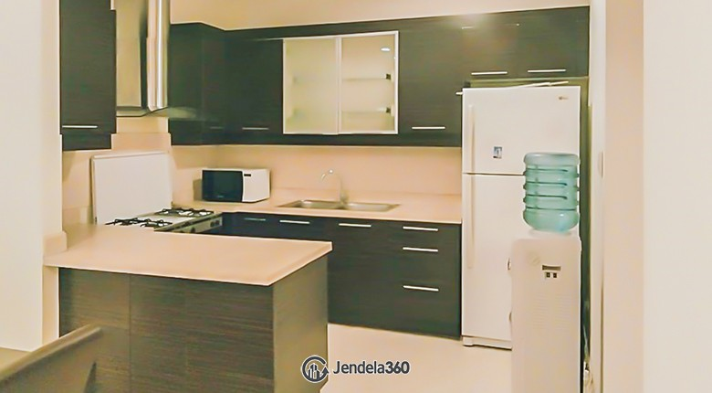 Kitchen Senayan Residence