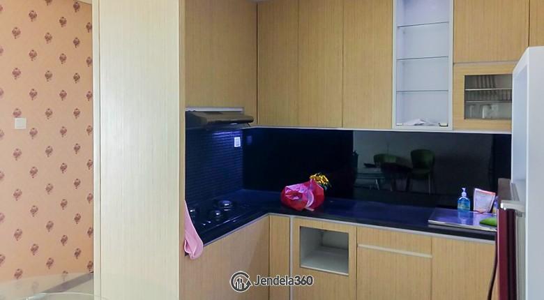 Kitchen Condominium Green Bay Pluit SeaView Apartment