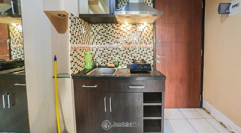 Kitchen Kebagusan City Apartment Apartment