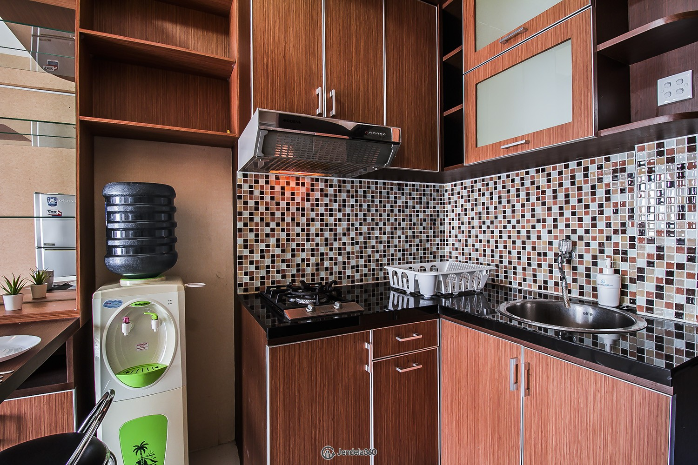 Kitchen Apartemen Puri Park View Apartment