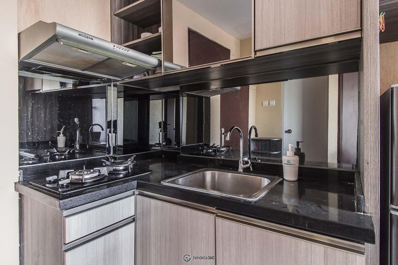 Kitchen Puri Park View Apartment Apartment