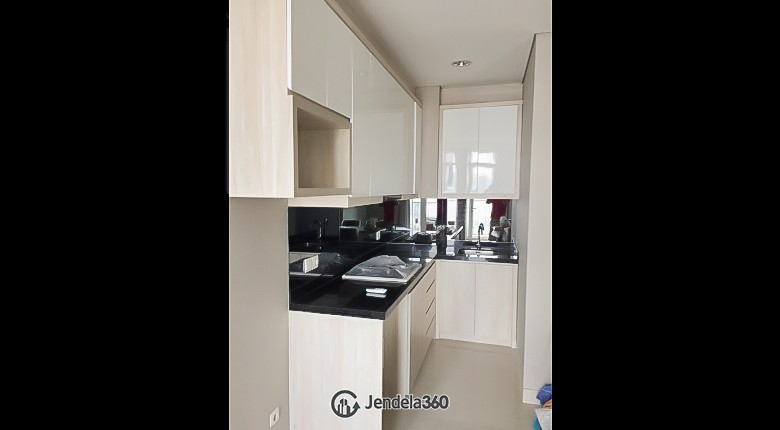 Kitchen Apartemen Ciputra International Puri